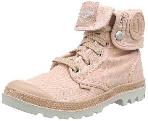 Palladium Baggy, Damen Desert Boots, Pink (Salmon Pink/Silver Birch), 36 EU (3.5 Damen UK) - http://on-line-kaufen.de/palladium/36-eu-palladium-baggy-damen-desert-boots