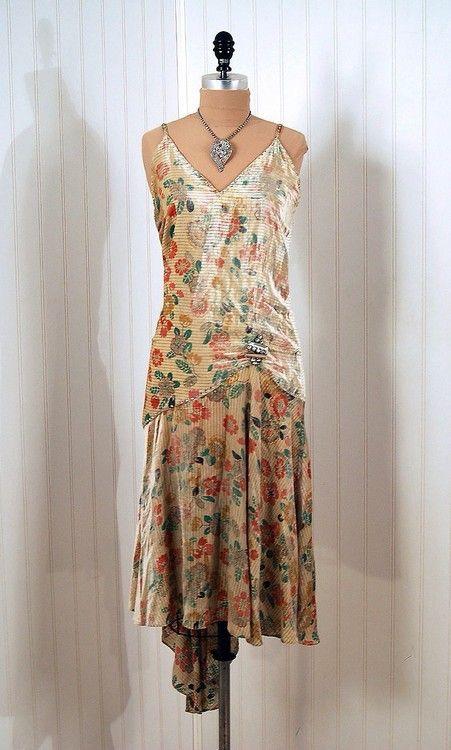 Dress  1920s  Timeless Vixen Vintage