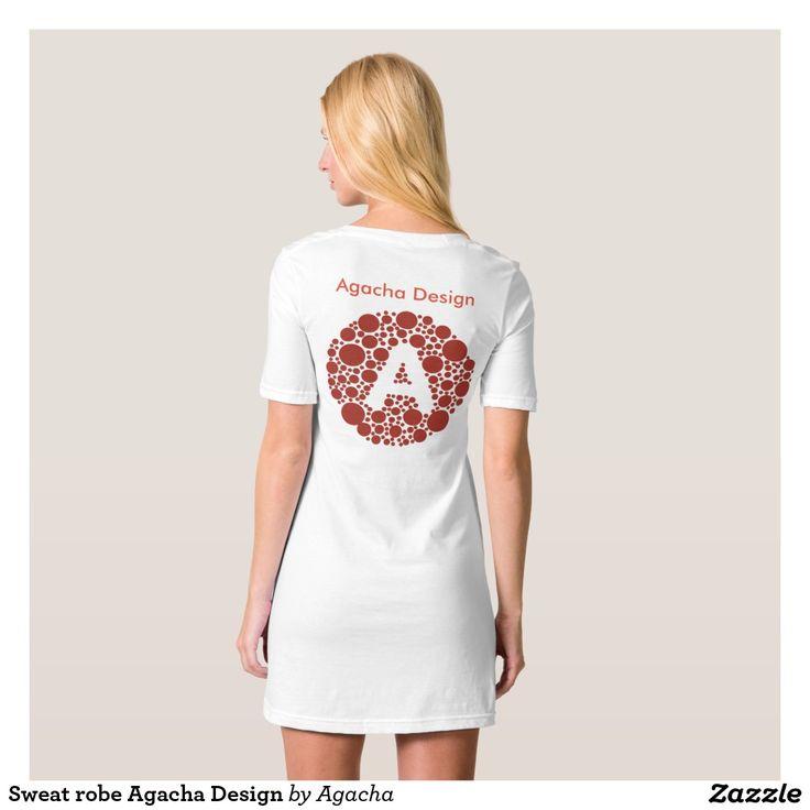 Your Custom Robe t-shirt d'American Apparel pour femme
