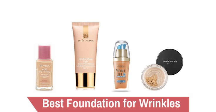 Best Foundation for Wrinkles Of 2015