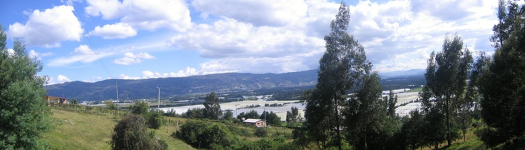 sabana de bogota,montañas de tocancipa