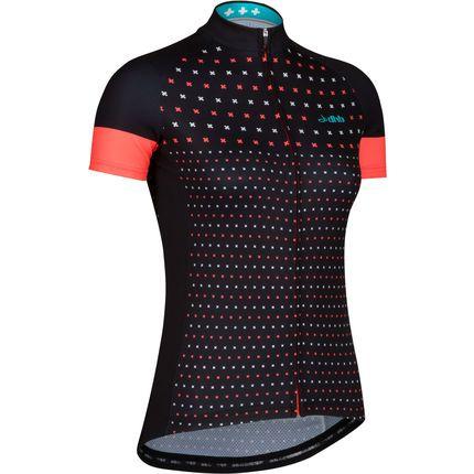wiggle.com | dhb Women's Blok Micro Short Sleeve Jersey | Short Sleeve Jerseys