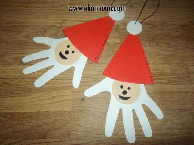 30 Manualidades de Papai Noel - Educação Infantil - Aluno On