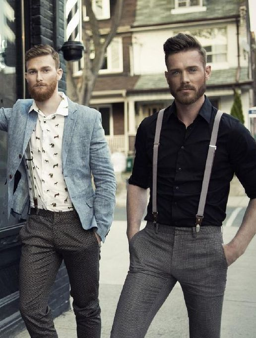 Classy SUSPENDERS FOR MEN