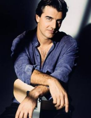 Mr. Big. Chris Noth in his prime was the sexiest guy ever, IMO.