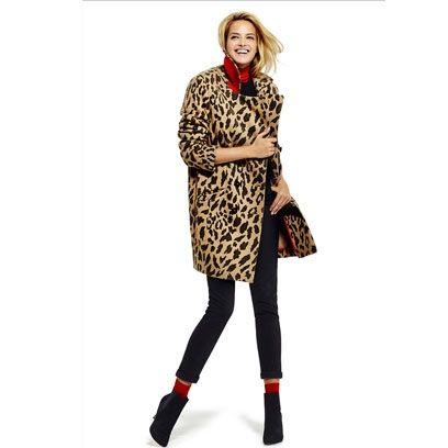 Boss Orange Coat - £270, Boss Orange | Winter coats | Winter style inspiration | Head to http://www.redonline.co.uk for more winter style.