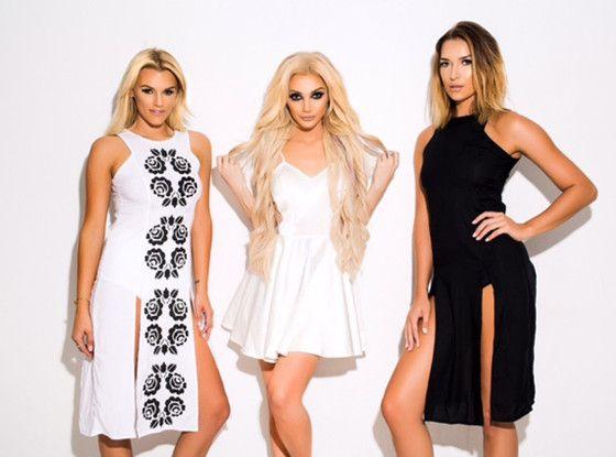 DASH Doll Caroline Burt Launches Her Own Clothing Line With Dresses Named After Kim, Khloé and Kourtney Kardashian!  Caroline Burt, DASH Dolls