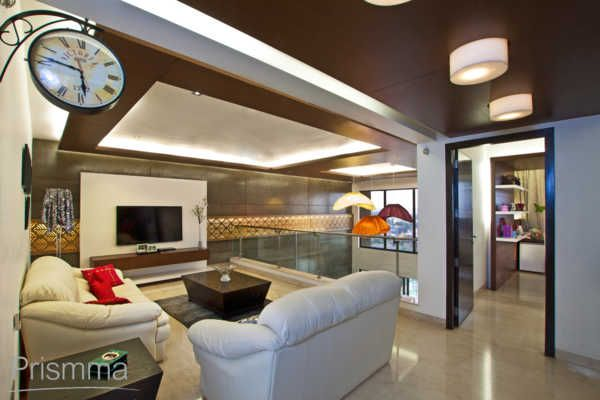 Tv lounge design PEBBLE BAY23