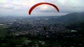 Video Paralayang Malang by Mibah.com on YouTube