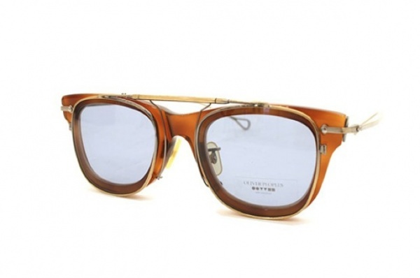 Oliver Peoples for Takahiro Miyashita The SoloIst. Every season, this collaboration yields consistently stunning frames.