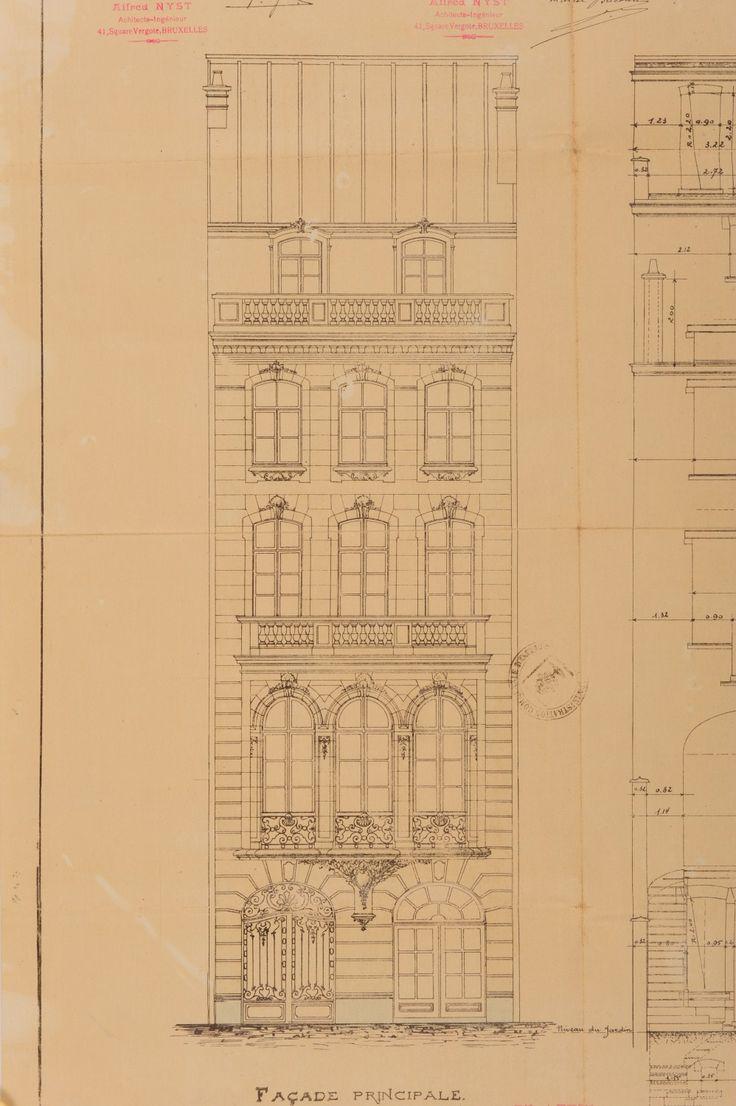 Ixelles - Avenue Géo Bernier 11 - NYST Alfred