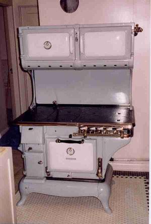 22 best images about restored vintage gas ranges on pinterest ovens 1960s and ranges. Black Bedroom Furniture Sets. Home Design Ideas