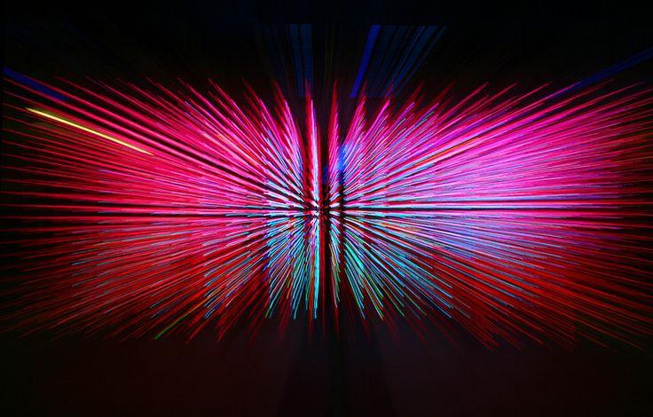 Squidsoup, Aeolian Light, 2014
