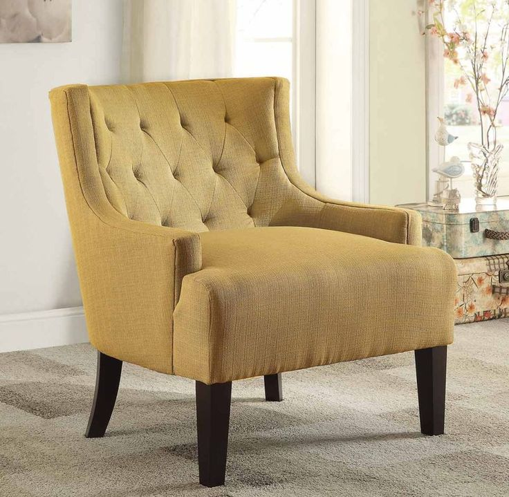 17 best ideas about yellow accent chairs on pinterest yellow l shaped sofas teal sofa. Black Bedroom Furniture Sets. Home Design Ideas
