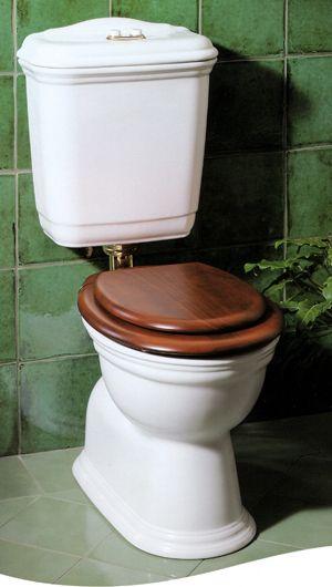 Toilet - vintage look