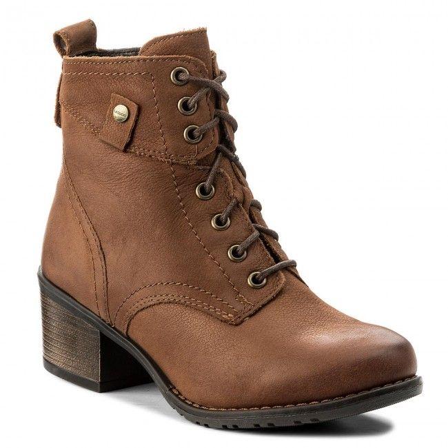 Magasított cipő LASOCKI - RST-KALA-05 Barna