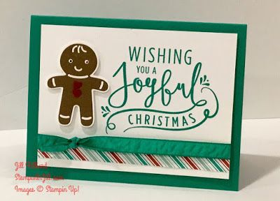 Can't get enough of this fun stamp set: Stamps: Cookie Cutter Christmas…