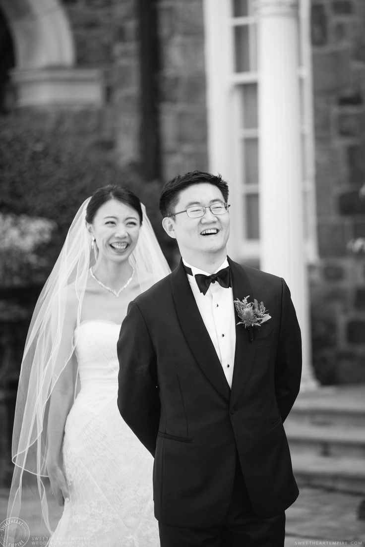 McLean House Wedding - Estates of Sunnybrook -  The First Look #sweetheartempirephotography