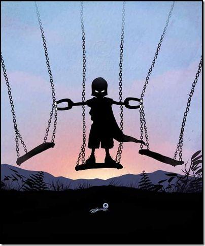 Superhero kids by Andy Fairhurst: Geek, Andy Fairhurst, Magneto Kids, Superhero Kids, Comic Books, Art, Superheroes, Super Heroes, Andyfairhurst