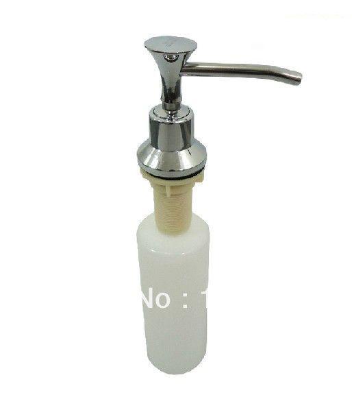 Кухня диспенсер для мыла и шампуня/кухня дозатор жидкого мыла с высокое качество и простоту в использовании, бесплатная доставка