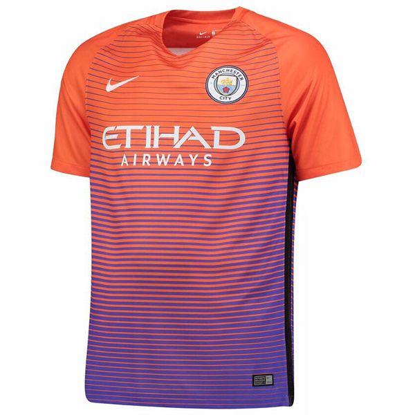 Camiseta Manchester City Tercera 2016-17