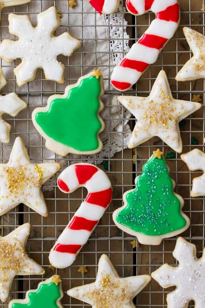 14 Must-Bake Holiday Cookie Recipes | yumminess | Pinterest