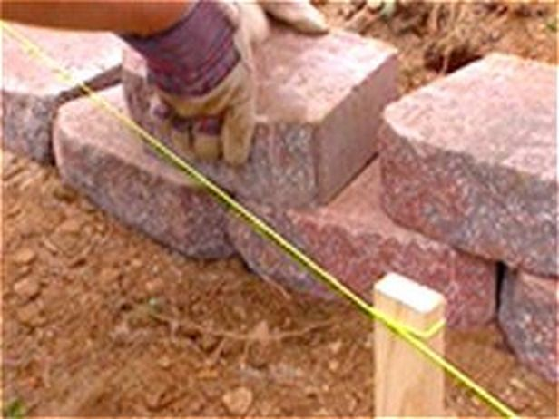 How to Build a Terraced Garden : How-To : DIY Network