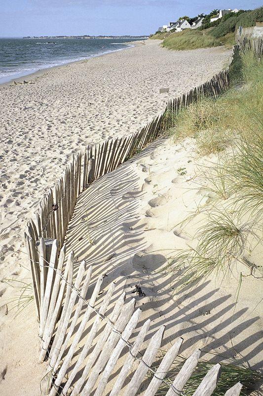 La boutique GILI'S de la Baule et les jolies plages de la côte Atlantique vous attendent ! #labaule #beach #quiet