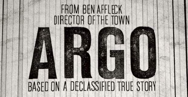 Argo directed by Ben Affleck