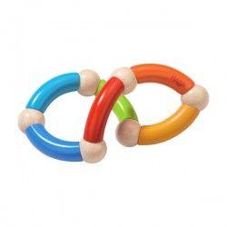 Witajcie, coś nowego i Elastycznego od Haba dla niemowląt od 6 miesięcy.   Haba 3868 - Gryzak Wyginany Wąż - Color Snake  Świetny, drewniany, kolorowy gryzak, elastyczny, można go do woli wyginać we wszystkie strony.   Czy da się go również przygryzać? Sprawdźcie sami:)  #haba #gryzakhaba #drewnianygryzak #gryzakdlaniemowlat #haba3868 #elastycznygryzak #wyginanygryzak