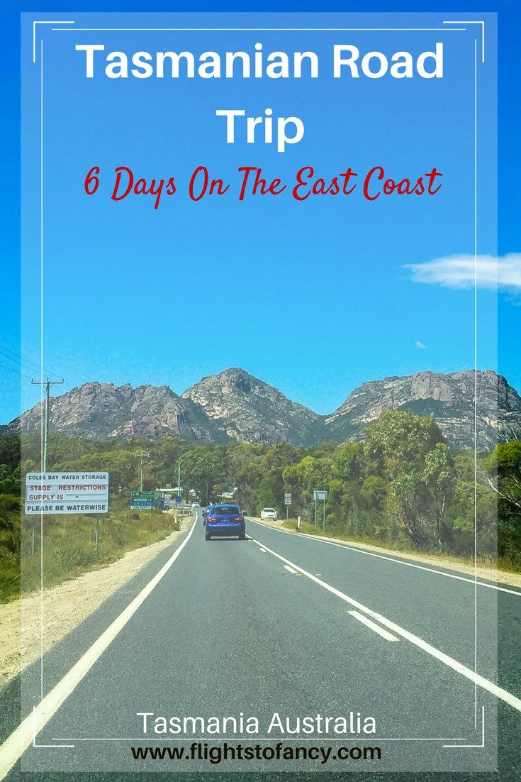 A six day Tasmanian road trip itinerary covering Launceston, Hobart, the Freycinet Peninsula and the Bay of Fires. You are going to fall in love with Tassie at first sight when you see some of Australia's most spectacular beaches, fantastic locally sourced food and award winning wine. If you are looking for things to do in Tasmania this post is a great place to start your research.