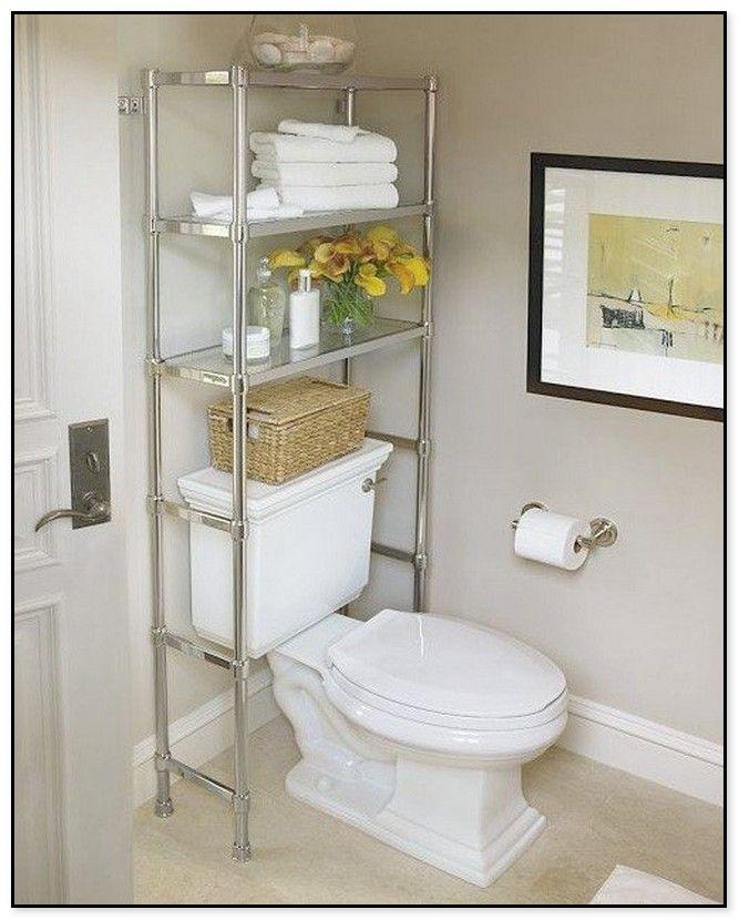 54 Popular Bathroom Storage Ideas Over The Toilet Cabinet Small Bathroom Storage Small Room Design