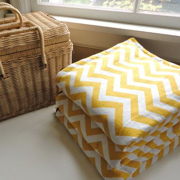 Waterproof Picnic Blanket by PoBa - contemporary - throws - Etsy good idea with the dog