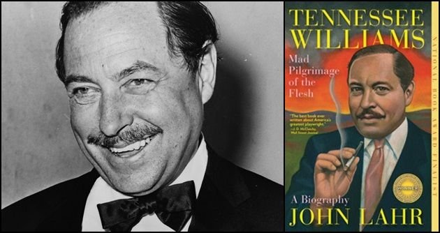 """a biography of tennessee williams an american playwright John lahr's biography of tennessee william gets mired down in  williams was """" the most autobiographical of american playwrights,"""" lahr."""