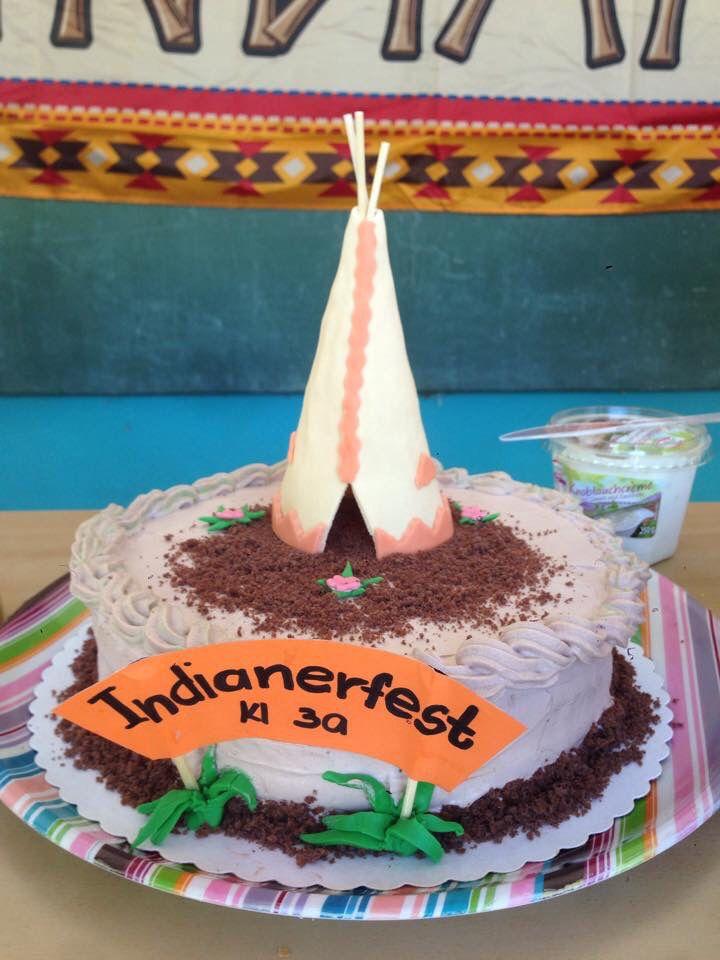 Indian motive cake