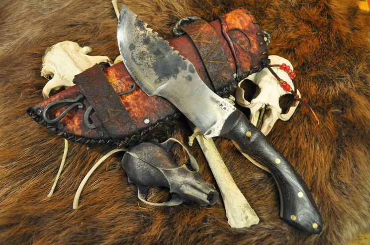 MP Knives Tracker WSK knife
