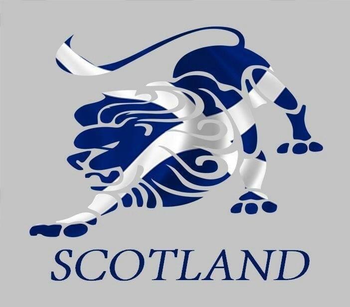 Scottish Lion Tattoo: 175 Best Scottish Celtic Tattoos I Love :