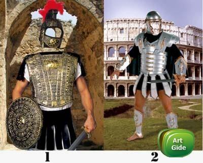 Гладиаторские костюмы
