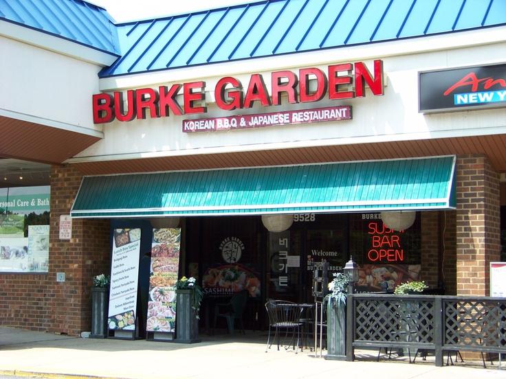 Burke Garden Restaurant Korean Cuisine & Sushi Delivery