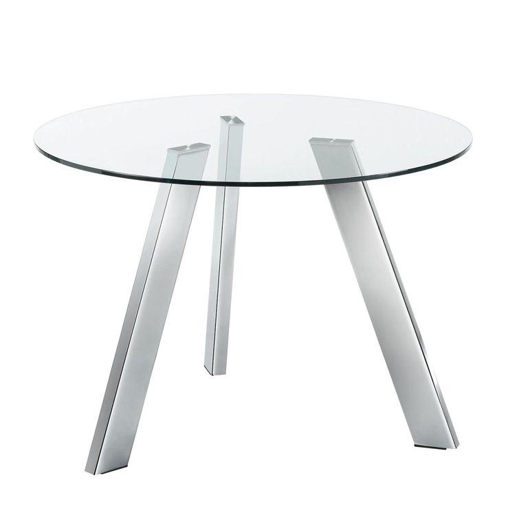 Die besten 25+ Stahltisch Ideen auf Pinterest Stahl, Mesas und - ausziehbarer esstisch glas holz kunststoff