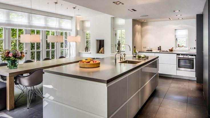 keukenindeling/openhaard
