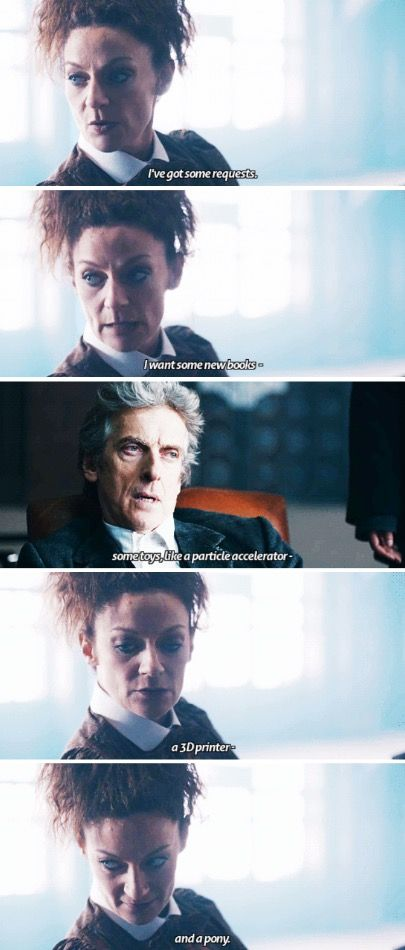 Doctor Who | The Lie of the Land