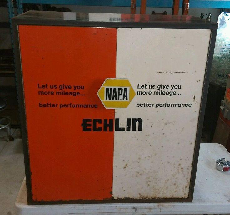The Kitchen Door Napa: Vintage NAPA Auto Parts Floor Cabinet / Wall Mount Cabinet