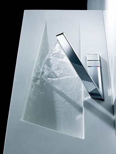 1000 images about ultra modern kitchen faucet designs Mid century modern bathroom faucets