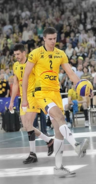 No volleyball, no life...