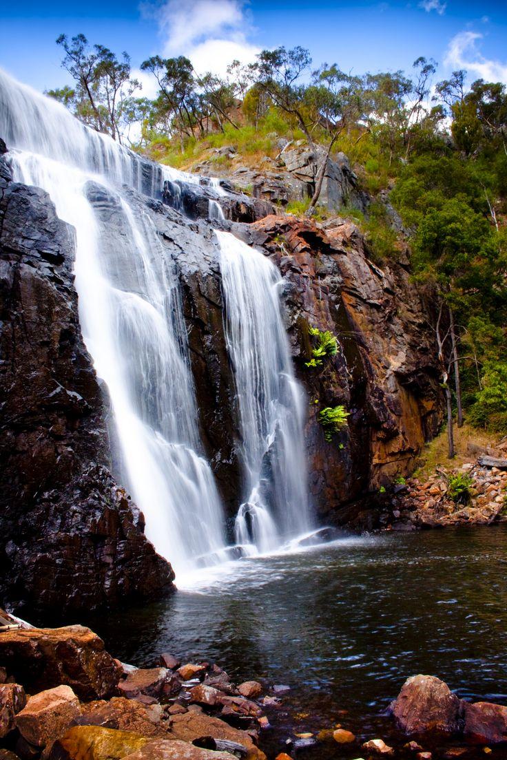 MacKenzie Falls (Grampians National Park, Victoria, Australia)