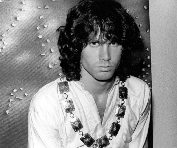 Jim Morrison's Biography.... Click On This Picture.... Click On Visit Site.