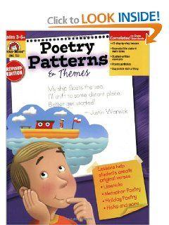 Poetry Patterns & Themes by Evan-Moor Educational Publishers. Save 32 Off!. $10.87. Publisher: Evan-Moor Educational Publishers (September 1, 1999). Publication: September 1, 1999
