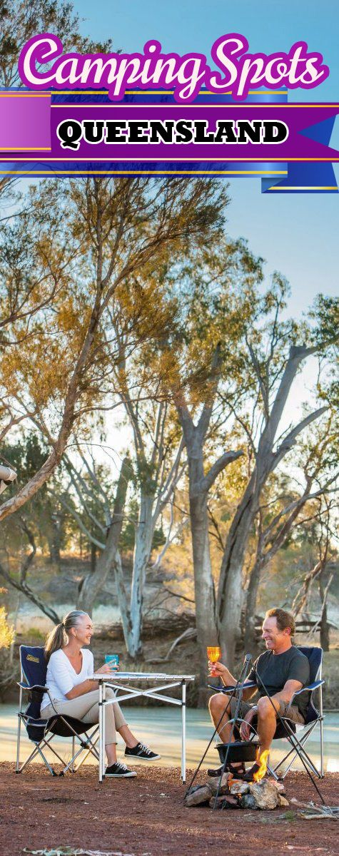 Southeast Queensland has some great camping spots. Here are our top picks.