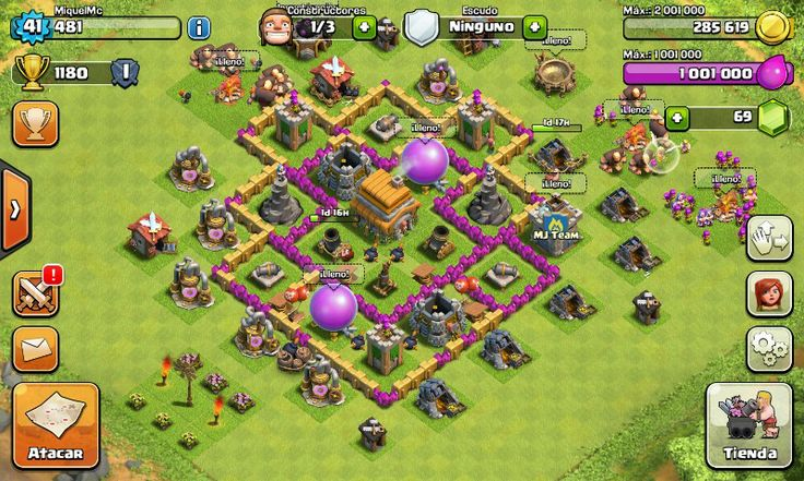 A still of Clash Of Clans